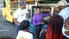 Stephen and Ayesha Curry's Eat. Learn. Play. Unveils New Mobile Resource Center
