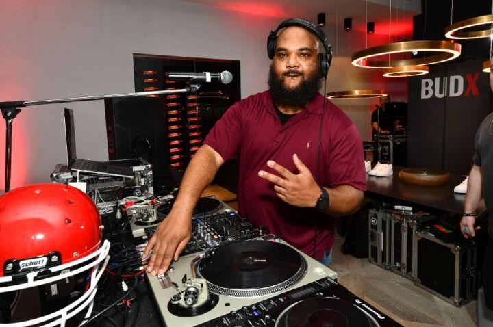 DJ Maseo from De La Soul