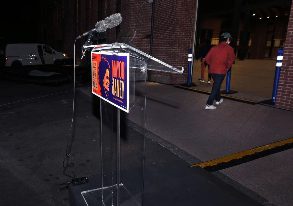 Kim Janey Concedes Election