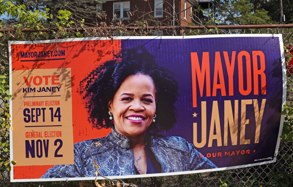 Final Attempts at Campaigning Ahead of Boston Preliminary Mayoral Election