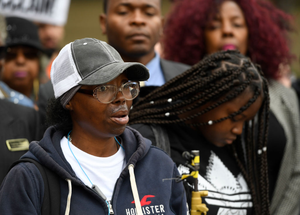 As Aurora PD's Racism Is Confirmed, Elijah McClain's Mom Fears They'll 'Mess Up Again'
