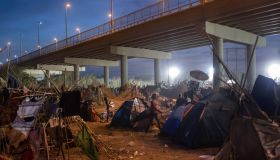 Large Migration Surge Crosses Rio Grande