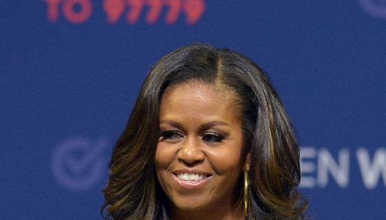Michelle Obama's When We All Vote Launches National Voter Registration Week of Action