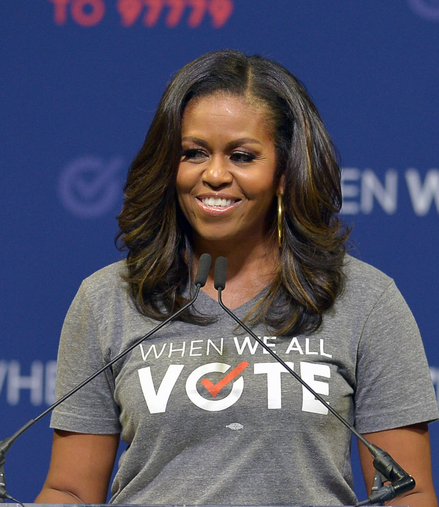 2018 When We All Vote Rally With Michelle Obama - Miami, Florida