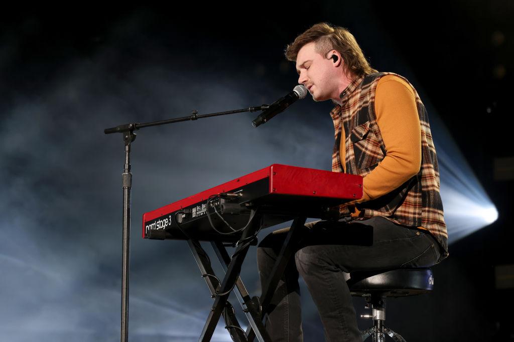 Morgan Wallen Live From The Ryman