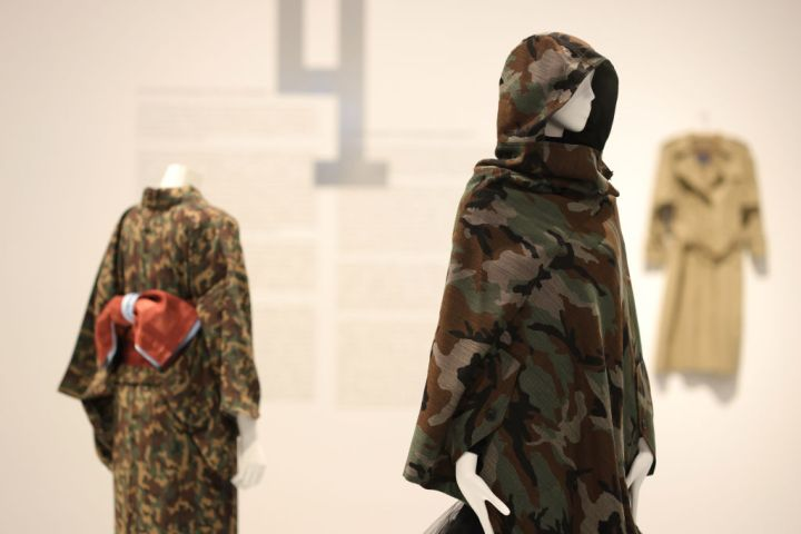 """Dress Code"" Exhibition At Bundeskunsthalle In Bonn"