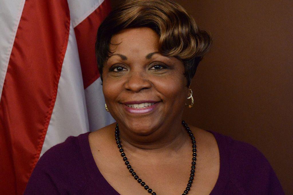 Rhode Island State Rep. Anastasia P. Williams (D-Providence)