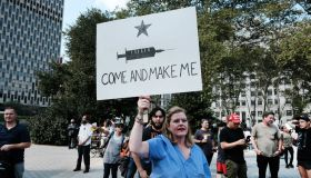 Activists Rally Against New York's COVID-19 Mandates