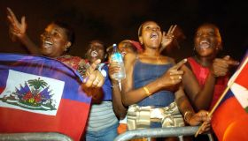 Miami Haitian Community Protests INS Policy