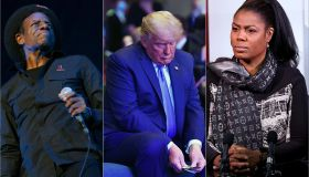 Eddy Grant, Donald Trump, Omarosa Manigault-Newman