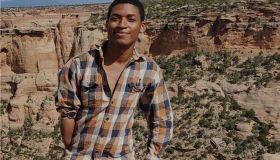 Daniel Robinson, missing geologist