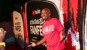 #YouTube Black FanFest Washington D.C. 2018 - Red Carpet