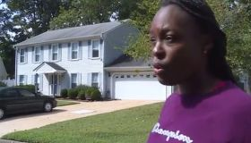 Jannique Martinez and racist neighbor who plays monkey sounds in Virginia Beach