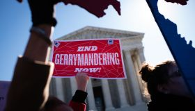 A Fair Maps Rally was held in front of the U.S. Supreme Court on Tuesday, March 26, 2019 in Washington, DC. The rally coincides with the U.S. Supreme Court hearings in landmark redistricting cases out of North Carolina and Maryland. The activists sent the