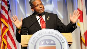 Allen West At Lincoln Day Dinner