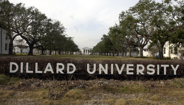 On graduation day later this year, Dillard University senio