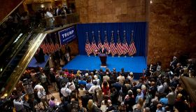 Trump Organization Inc. CEO Donald Trump Announces Whether He Will Run For President