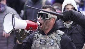 Accused Capitol rioter Samuel Lazar