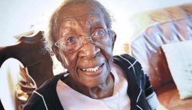 Viola Roberts Lampkin Brown turns 110
