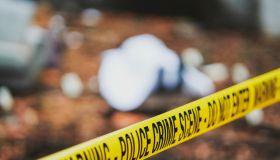 do not pass - a crime scene