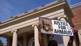 Jury Selection Begins In Ahmaud Arbery Murder Trial