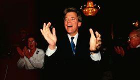 David Duke Applauding