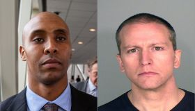 Convicted ex-Minneapolis police officers Mohamed Noor and Derek Chauvin