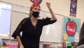 'Tomahawk' Video Of White Math Teacher Mocking Native American Tradition