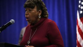 New York Attorney General Letitia James Makes Announcement On Criminal Justice Reform